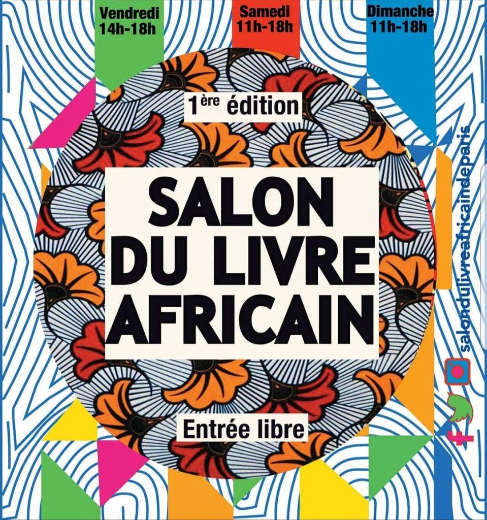Salon du livre africain de Paris