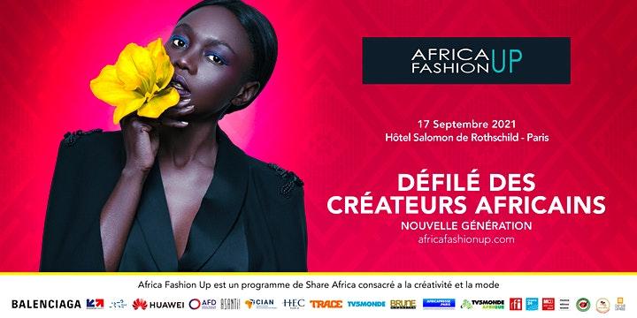 DÉFILÉ DES CRÉATEURS AFRICAINS – AFRICA FASHION UP – PARIS